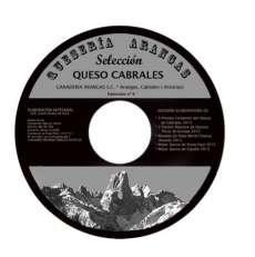 Cabrales juust Pepe Bada, Selección Cabrales