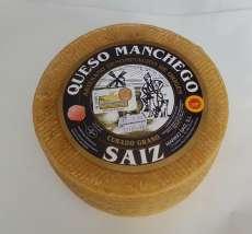Manchego juust Saiz