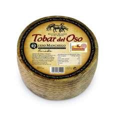 Manchego juust Tobar del Oso