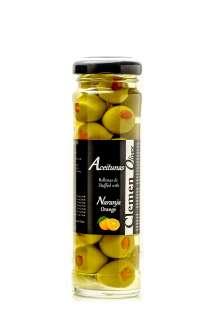 Oliivid Clemen, Olives-Naranja
