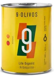 Oliiviõli 9-Olivos, Arbequina