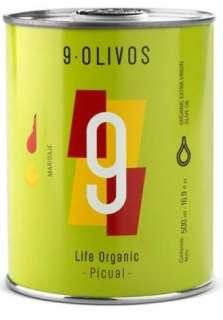Oliiviõli 9-Olivos, picual