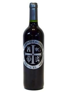 Punane vein Compañia de Vinos M. Martín Tinto  - 12 Uds.