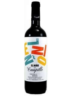 Punane vein El Niño de Campillo - 75 CL
