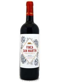 Punane vein Finca San Martín