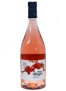 Punane vein Flor de Muga Rosado