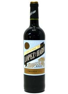 Punane vein Hacienda López de Haro