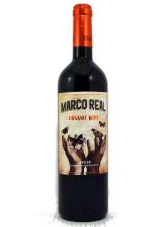 Punane vein Marco Real Organic Wine
