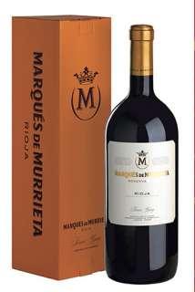 Punane vein Marqués de Murrieta  (Magnum)