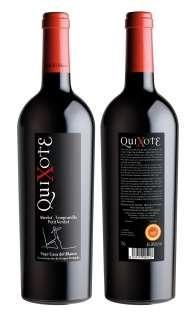 Punane vein Quixote MTPV 2009