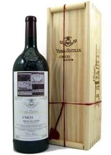 Punane vein Vega Sicilia Único (Magnum)