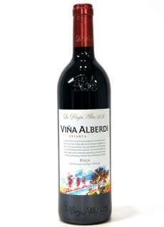 Punane vein Viña Alberdi