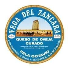 Tardunud juust Vega del Záncara